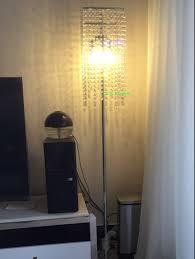 boden licht luxus kristall europäischen stehlampe led standing