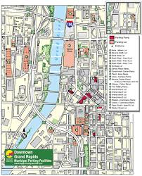 Downtown Las Vegas Map by Where To Park For The Amway Family Fireworks