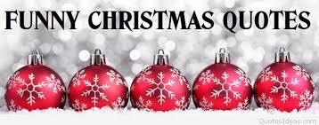 merry christmas sayings funny
