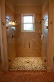 485 best bathroom backsplash tile images on pinterest bathroom tucker bayou master shower two shower heads love it