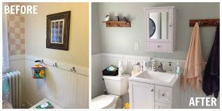Bathroom Remodels Before And After Bathroom Remodel Part 2 House And Hammer