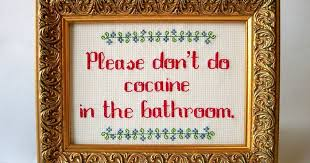 10 times cross stitches were so badass they were for