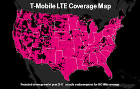 T Mobile Service Map Sparrow Mobile How Tmobile Is Priming A Stronger Lte Network With