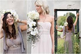 gorgeously chic bohemian bridesmaid dresses samantha clifton