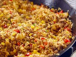 tex mex fried rice recipe tex mex fried rice and pioneer