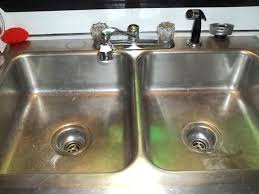 how to clean a smelly drain in bathroom sink kitchen sink disposal also beautiful modern how to unclog kitchen