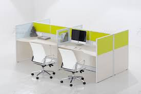 Office Table With Partition Neo Workstations Modular Office Workstations Online Featherlite