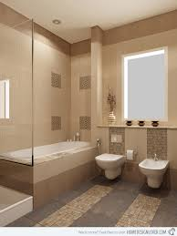 Beige And Black Bathroom Ideas Beige And Bathroom Design Ideas With Remodeling Almond Color