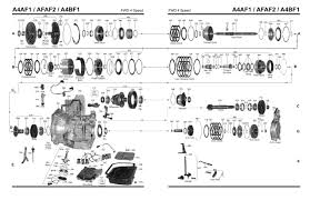 a4af1 transmission atspareparts com