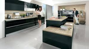 cuisine noir bois la cuisine inspiration et grise newsindo co
