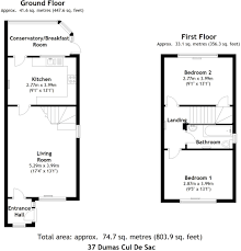 cul de sac floor plans 2 bedroom semi detached house for sale in dumas cul de sac