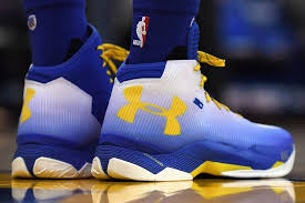 armour results jump on strength of stephen curry shoe line wsj