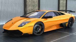 Lamborghini Murcielago Lp640 4 - cars exotic italian lamborghini murcielago lp640 orange sunlight
