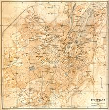 Map Of Stuttgart Germany by Free Maps Of Germany