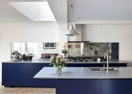 mirror backsplash in kitchen best 25 mirror splashback ideas on kitchen splashback