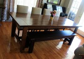 picnic table dining room bench awesome table bench seat square furniture dining room