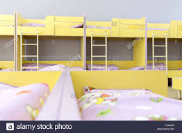 Small Beds by Modern Kindergarten Bedroom With Small Beds Stock Photo Royalty