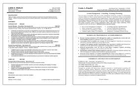 Management Resume Examples by Management Resume Example