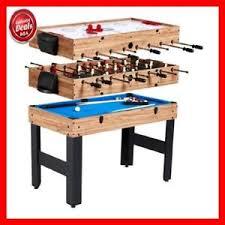 3 in 1 pool table air hockey multi game table combo 3 in 1 pool billiards air hockey foosball