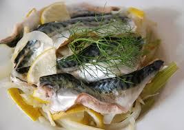 cuisiner du maquereau maquereaux en papillote fenouil confit au citron cf jean sulpice