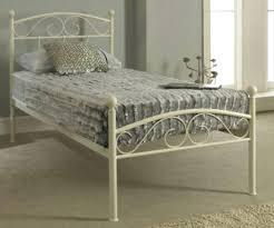 Ikea White Metal Bed Frame White Metal Bed Frame White Metal Bed Frame Room Ideas White Metal