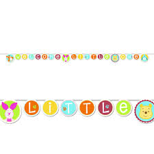 photo baby shower banners uk disney image