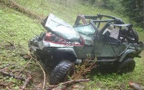 crashed jeep wrangler man killed near mount rainier in jeep crash identified the news