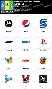 logos quiz gouci app level 2 logo quiz pinterest logos and app