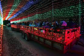 christmas lights in college station texas santa s wonderland hayride tours youtube