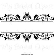 wedding borders black and white wedding border clipart clipartxtras