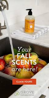 fall scents mrs meyer s fall seasonal scents thrifty t s treasures