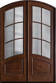 Exterior Wooden Doors With Glass by Wood Entry Doors From Doors For Builders Inc Solid Wood Entry