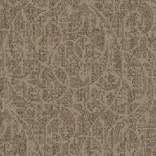 carpet sample demeanor i color sandstone loop pattern 8 in x