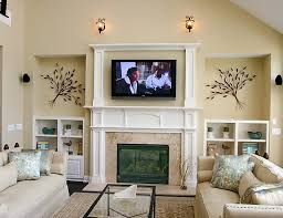 Nice Living Room With Fireplace Ideas  Multifunctional And - Living room designs with fireplace