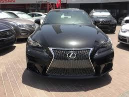 certified lexus is350 sale lexus is 350 black 2014 gcc for sale u2013 kargal uae u2013april 15 2017