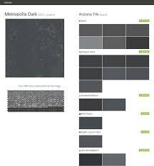 metropolis dark null quartz quartz arizona tile behr valspar