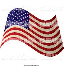 Ripped American Flag Distressed American Flag Clip Art 22