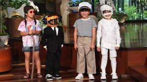 halloween childrens costumes ellen shares a fun collection of last minute costume ideas for kids