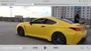 yellow lexus is250 anyone seen this car in person vnb designz clublexus lexus