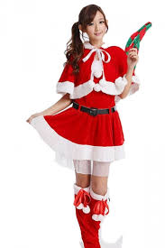 christmas costume 36 3 wraped miss santa clause costume girl christmas costume