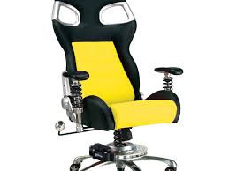 Ergonomic Office Chairs With Lumbar Support Chairs 10 Pitstop Furniture Yellow Office Chair Adjustable