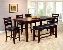 bar height dining table with leaf top 75 bang up pub height dining set counter high table with leaf