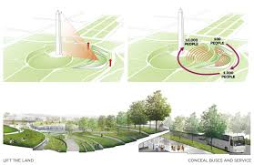 teatro sylvan grove national mall design competition for the