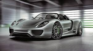 porsche 918 amazon com porsche 918 spyder poster 58x23 large race car racing