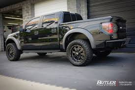 Ford Raptor Grey - ford raptor with 20in moto metal 962 wheels exclusively from