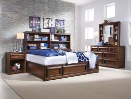 Bedroom Furniture Bookcase Headboard bedroom lea elite expressions bookcase headboard furniture set