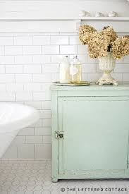 Shabby Chic Bathroom Decorating Ideas Colors 115 Best Bath Images On Pinterest Bathroom Ideas Room And Dream
