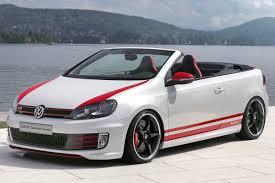 bmw volkswagen 2016 vw golf gti cabrio austria auto express