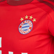 junior football shirts adidas fc bayern 15 16 kids home jersey