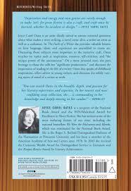 the faith of a writer life craft art joyce carol oates